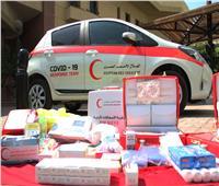 تويوتا إيجيبت تسارع بتلبية احتياج الهلال الأحمر المصري إلى توفير 18 سيارة استجابة سريعة لمرضى كوفيد-19