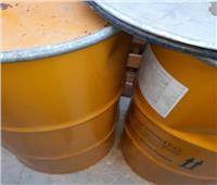 ضبط 1200 كيلو من مركزات المانجو منتهية الصلاحية بمصنع في الشرقية
