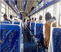 «السكة الحديد» تشغل خدمة جديدة بـ4 قطارات بالصعيد..غدا