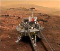 أول مركبة تجوال صينية للمريخ تهبط على سطح الكوكب الأحمر