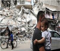 الصليب الأحمر: 50 ألف فلسطيني نازح خلال العدوان على غزة
