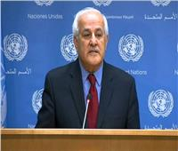 سفير فلسطين بالأمم المتحدة يهاجم مجلس الأمن