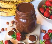 طريقة عمل شوكولاتة النوتيلا في المنزل