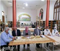 «تعليم الجيزة» تعقد اجتماعاً موسعاً استعداداً لامتحان الشهادة الإعدادية