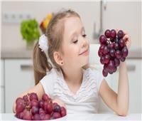 فوائد عصير العنب للأطفال