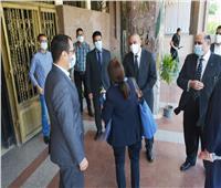 سفير الاتحاد الأوروبي يزور المعالم السياحيةبمحافظة سوهاج