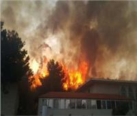 إخماد 3 حرائق في المنيا دون أضرار بشرية