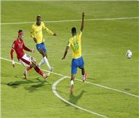 قذيفة طاهر تنافس على الهدف الأفضل فى ربع نهائى أبطال أفريقيا