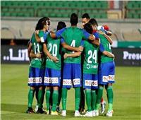 تشكيل مصر المقاصة ضد الإسماعيلي في الدوري