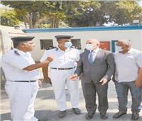 «وزير الري» يقود حملة لإزالة التعديات.. ويؤكد: الملاحقة مستمرة للمخالفين