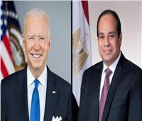 الرئيس السيسي: حديثي مع الرئيس الأمريكي اتسم بالصراحة والمصداقية