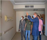 افتتاح  مستشفىالخانكة المركزي بالقليوبية بتكلفة 220 مليون جنيه