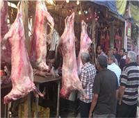 ثبات أسعار اللحوم في الأسواق اليوم 25 مايو