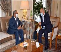 أبو الغيط يستقبل رئيس مجلس الشورى اليمني.. ويؤكد دعم استقرار اليمن
