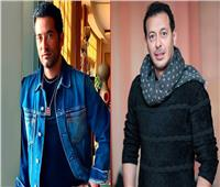 عمرو سعد: «ملوك الجدعنة» مباراة تمثيلية بيني وبين مصطفى شعبان| فيديو