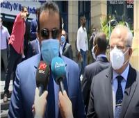 شاهد| افتتاح أول كلية للنانو تكنولوجي في مصر والشرق الأوسط