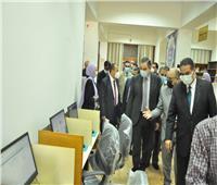 افتتاح أول استوديو لتدريب طلاب قسم الإعلام بآداب كفرالشيخ
