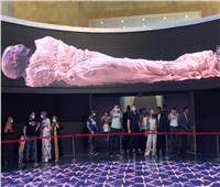 حاكم إقليم فويفودينا يزور الأهرامات ومتحف الحضارة   صور