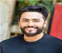 تامر حسني داعمًا الفنان شريف دسوقي.. «أنا معاك ومش هسيبك»