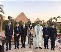 «التخطيط» تعقد جلسات افتراضية لمناقشة المستهدفات لمؤشرات رؤية مصر 2030