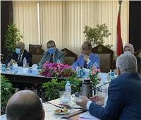 وزير القوى العاملة يشيد بدور القيادة السياسية في دعم القضية الفلسطينية