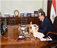 وزير البترول: العمل على قدم وساق لحل مشكلة النشع البترولي بخليج السويس
