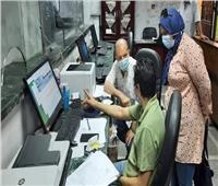 تفعيل خدمة الرسائل النصية للمتعاملين مع المراكز التكنولوجية ببورسعيد