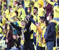 نهائي الدوري الأوروبي يتزين بحضور جماهيري | صور