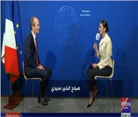 وزارة الدفاع الفرنسية: مصر فاعل محورى وتمثل مفتاح استقرار المنطقة