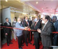 وزيرة الصناعة في افتتاح معرض «إيجي ميديكال» للمستلزمات والأجهزة الطبية