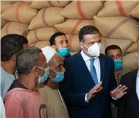 علاء فاروق: 2.4 مليار جنيه قيمة توريد 504 ألف طن قمح بشون البنك الزراعي