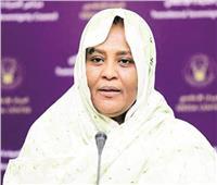 وزيرة خارجية السودان في جولة أفريقية لحشد الدعم في قضية سد النهضة