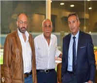 لجنة إدارة الزمالك تساند الفريق أمام الإسماعيليفي كأس مصر