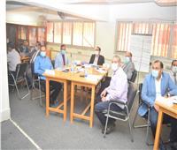 جامعة سوهاج تواصل برنامجها التدريبي للمرشحين بمنصب عميد كلية