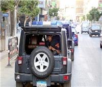 أمن أسوان ينفذ 717 حكماً قضائيًا في حملة تفتيشية