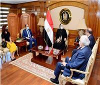 جامع تبحث مع رئيس المجلس الاقتصادي اللبناني الاستثمارات المشتركة