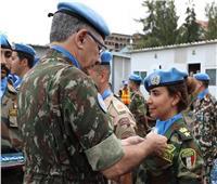 ممثلة الأمم المتحدة تشيد بدور مصر كأحد أكبر المساهمين في عمليات حفظ السلام