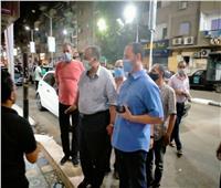 حملات مكثفة بالإسماعيلية لمتابعة تنفيذ قرار اللجنه العليا لإدارة أزمة كورونا