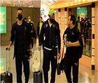 لاعبو الزمالك يتابعون نهائي دوري أبطال أوروبا بفندق الإقامة