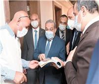 وزير الإنتاج الحربى: العاصمة الإدارية نقلة نوعية فى تاريخ مصر