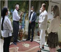 فودة: رسالة محبة وسلام من شرم الشيخ إلى العالم