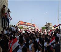 العراق: تظاهرات وقطع طرق رئيسية في ذي قار بسبب سوء الخدمات