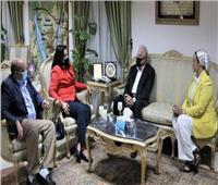 محافظ جنوب سيناء يستقبل نائب وزير السياحة لبحث استقبال السياحة الروسية