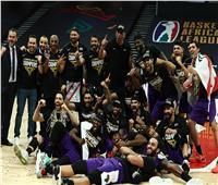 الزمالك يشكر اللجنة الأولمبية واتحاد السلة على التهنئة ببطولة إفريقيا
