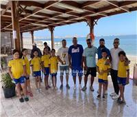 نتائج مميزة لأبطال الإسماعيلي في كأس مصر للسباحة