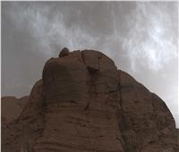 «ناسا» تلتقط صورا للسحب على المريخ.. فيديو