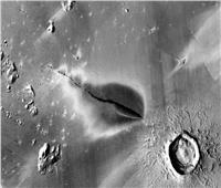 أدلة جديدة تشير إلى وجود انفجارات بركانية على المريخ