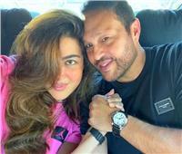 ريهام حجاج تعبر عن حبها لحلاوة بجلسة تصوير جديدة: الحب كله   صور
