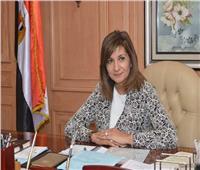 وزيرة الهجرة تعلن إطلاق معسكر «اتكلم عربي» لخدمة المصرين بالخارج