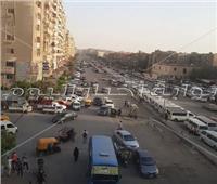 فيديو  الحي العاشر بمدينة نصر يودع العشوائية والتكدس المروري